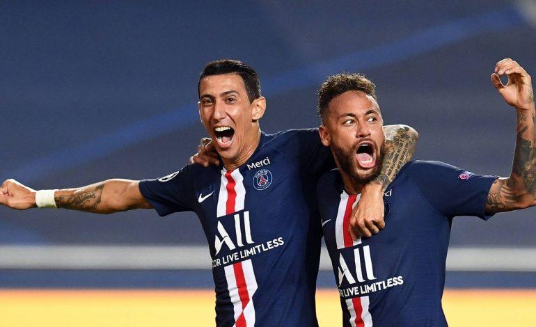 Neymar, Di María y Leandro Paredes, positivos por COVID-19