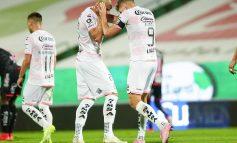 Santos gana 2-0 a Tijuana en partido pendiente del Guar1anes 2020