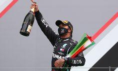 Hamilton supera a Schumacher en récord de victorias en Fórmula 1