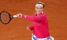 Kenin y Kvitova se meten a cuartos de final en Roland Garros