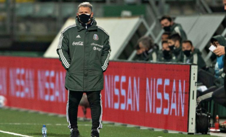Martino saca buenas conclusiones de gira por Holanda