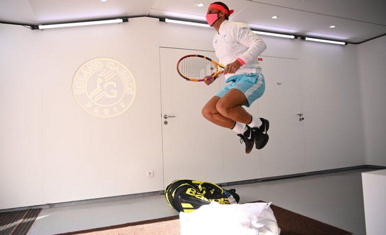 Nadal tendrá que escalar el muro de Djokovic para igualar a Federer