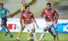 Bravos empata a 1 con Tigres y rescata un punto del Universitario