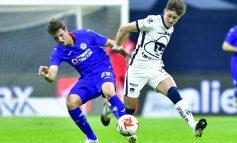 Pumas vence a Cruz Azul y es sublíder general del torneo
