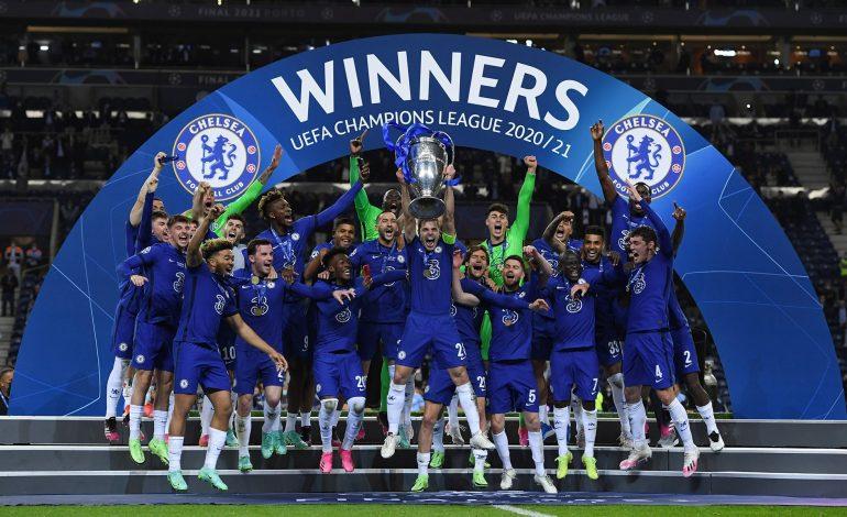 Chelsea es el monarca de Europa