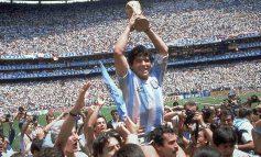 Murió la leyenda Diego Armando Maradona