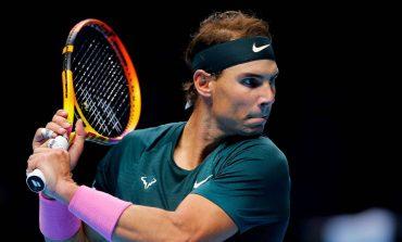 Nadal supera sin problemas a Rublev en su debut en el ATP Finals