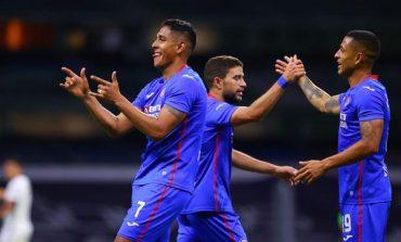 Cruz Azul consigue gran ventaja rumbo a final del fútbol mexicano