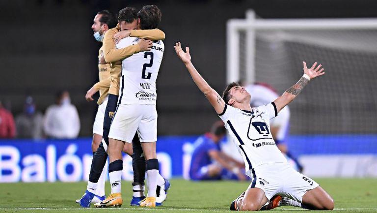 Pumas remonta desventaja y llega a la final del fútbol mexicano