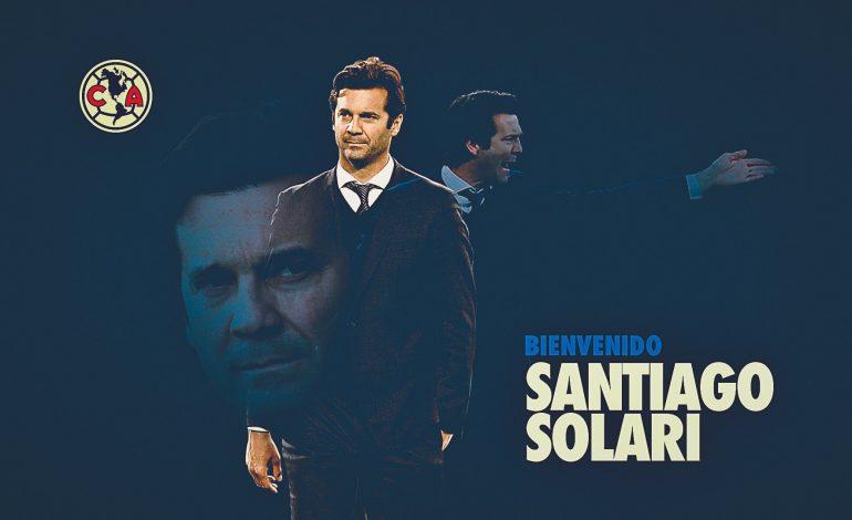 América anuncia fichaje del argentino Santiago Solari como DT