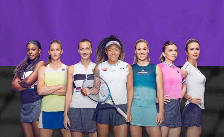 WTA unificará categorías de sus torneos con circuito de la ATP desde 2021