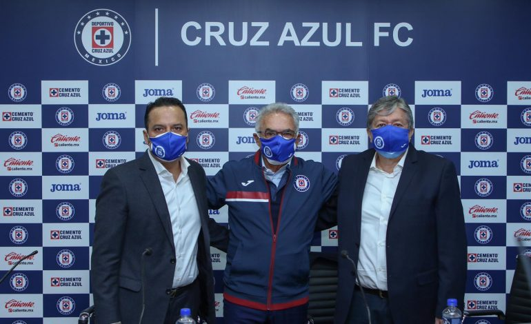 Cruz Azul designa a Álvaro Dávila como presidente ejecutivo