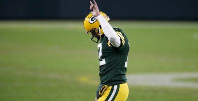 Rodgers y Packers eliminan a Rams y son finalistas de la NFC