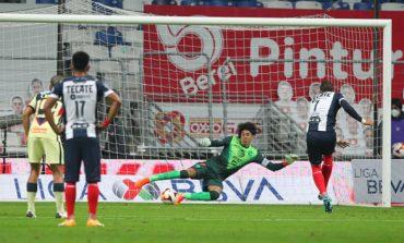 Monterrey vence al América y es nuevo líder del torneo