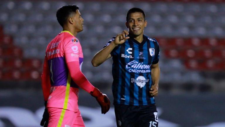 Pumas no pudo en Querétaro