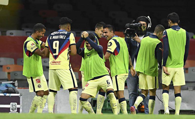 Con poco fútbol, América vence por la mínima al Puebla