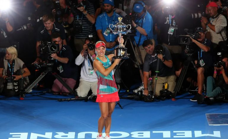 Jugadoras WTA se preparan para el Abierto tras la cuarentena