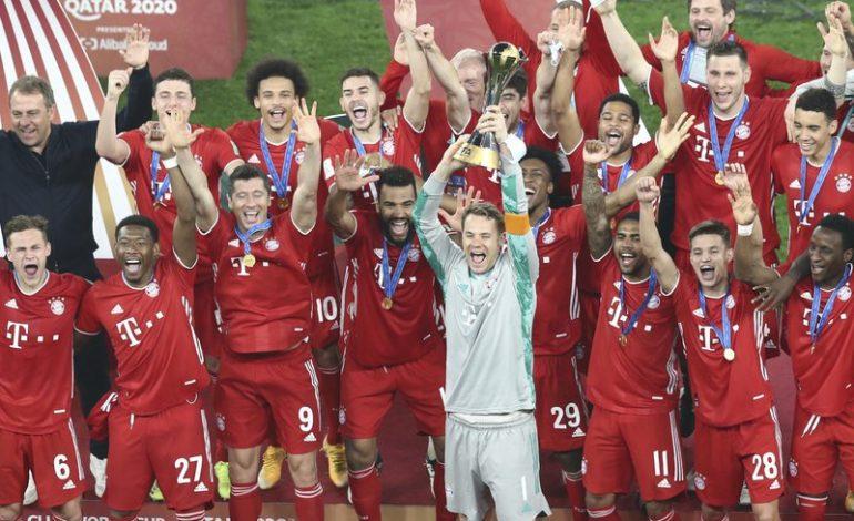 Bayern vence 1-0 a Tigres y completa el sextete