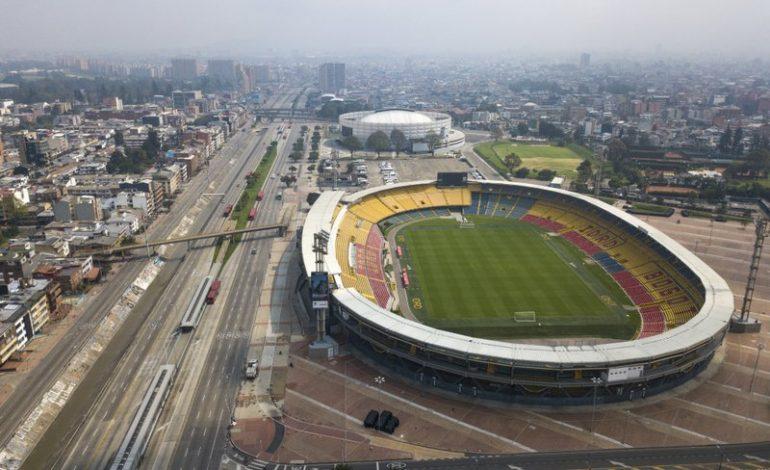 Copa América se jugaría sin público en Bogotá