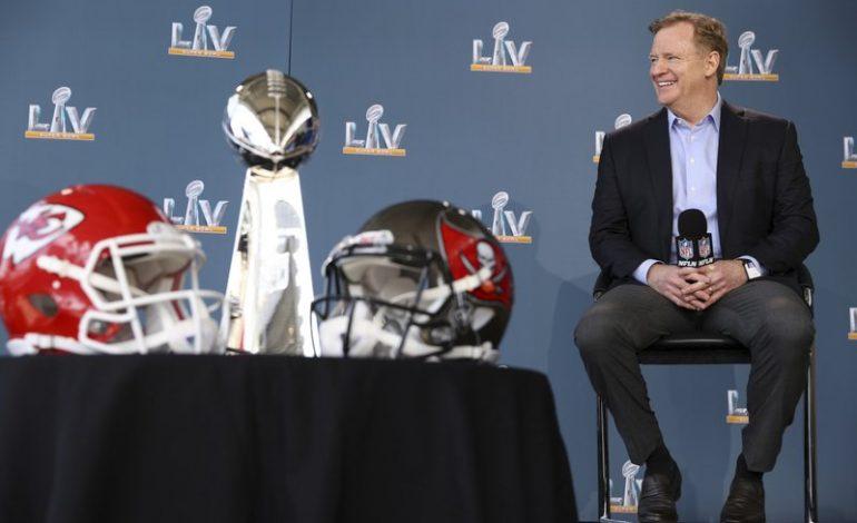 NFL podría estar en México en el 2021: Goodell