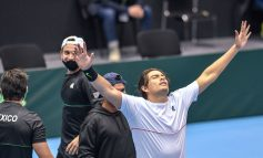 México vence de visita a Bulgaria 3-1 en Copa Davis