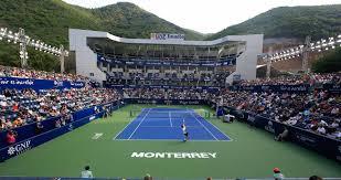 Listos los enfrentamientos en el Abierto de Monterrey