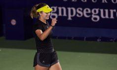 En jornada de sorpresas, Podoroska eliminada del Abierto de Monterrey