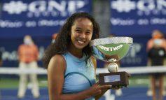 Leylah Fernández obtiene su primer título WTA en Monterrey