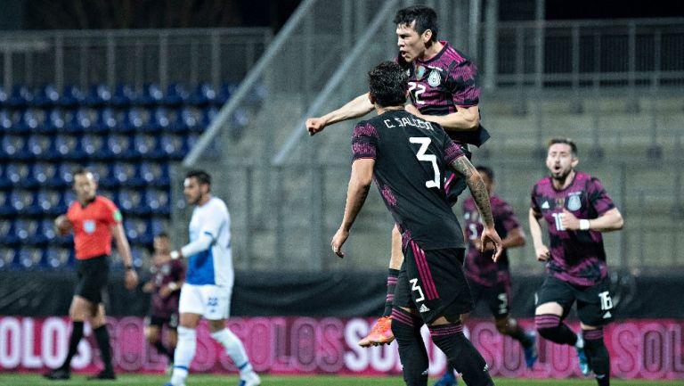México vence a Honduras por penales en final de preolímpico de Concacaf