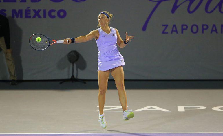 Sufre Podoroska ante Olmos pero avanza a segunda ronda en el Abierto de Zapopan