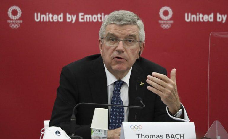 Thomas Bach, reelegido presidente del COI hasta 2025