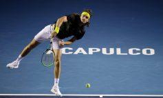 Stefanos Tsitsipas se mete a las semifinales en el Abierto de Acapulco