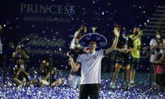 Zverev el nuevo rey de Acapulco