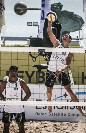 México será sede de 3 paradas del Beach Volleyball World Tour de la FIVB