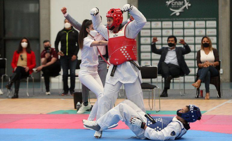 Briseida Acosta derrota a María del Rosario Espinoza y le arrebata boleto a Tokio 2020