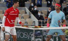 Djokovic, Nadal y Federer en la misma llave para Roland Garros