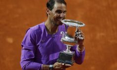 Nadal derrota a un extenuado Djokovic y levanta su 10mo título en Roma