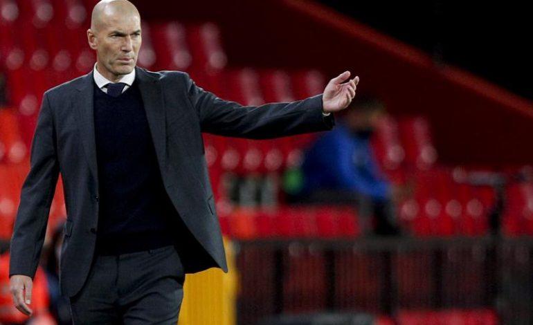 Real Madrid anuncia salida de Zidane