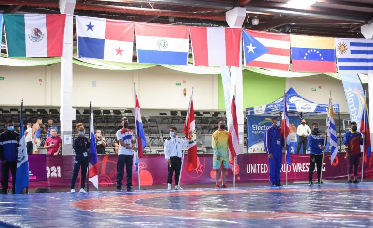 Arranca en Morelos el Campeonato Panamericano de Luchas Asociadas