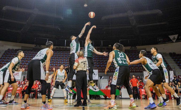 Anuncian lista para gira europea previa al preolímpico de basquetbol