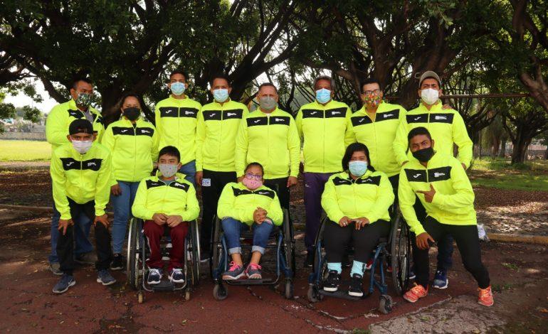Van 234 deportistas, incluidos 5 morelenses, al Abierto Mexicano de Para Atletismo de Monterrey