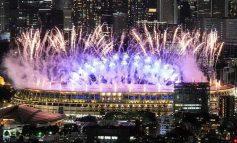 ¡Por fin! Un año después, se inauguran los Juegos Olímpicos de Tokio
